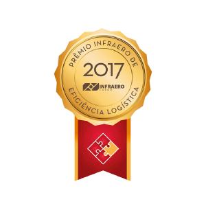 Prêmio INFRAERO DE EFICIÊNCIA LOGÍSTICA 2017