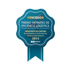 Prêmio INFRAERO DE EFICIÊNCIA LOGÍSTICA 2014