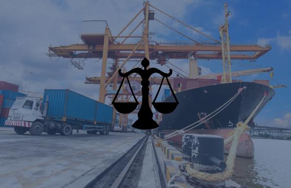Leis relacionadas ao processo de exportação