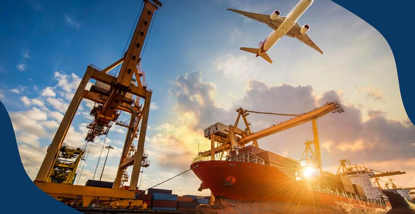 Principais fatores para escolha do transporte de carga internacional