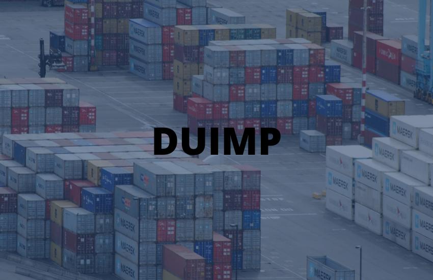 O que é a DUIMP?