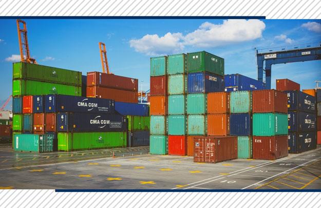 Contêiner: conheça a história e os benefícios de usá-lo na sua logística!