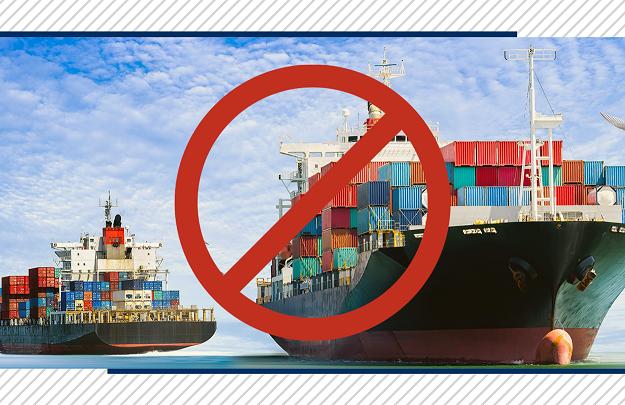 Você sabe o que são os blank sailings e por que eles acontecem?