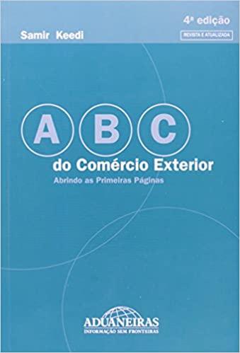 Livro ABC do Comércio Exterior. Abrindo as Primeiras Páginas