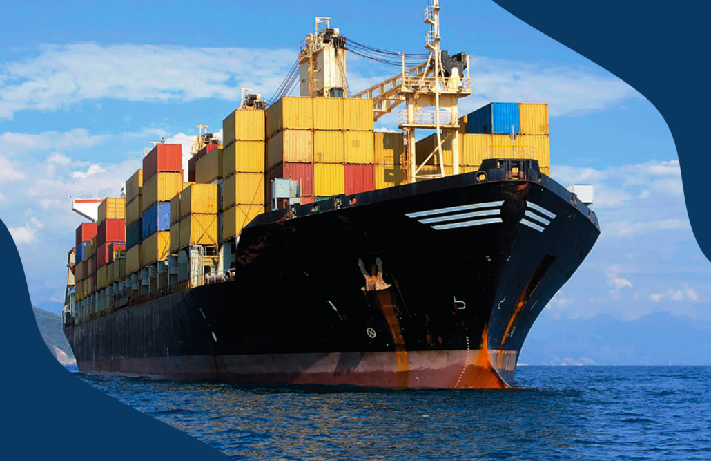 Maritime import: understanding damage and dirt in the container!