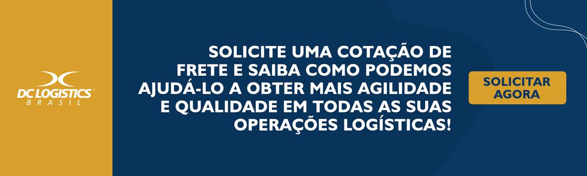 Cotação DC Logistics Brasil