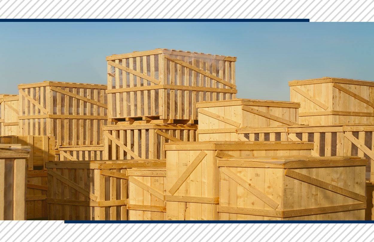 Principais dúvidas sobre a Norma de Fiscalização e Certificação das Embalagens de Madeira