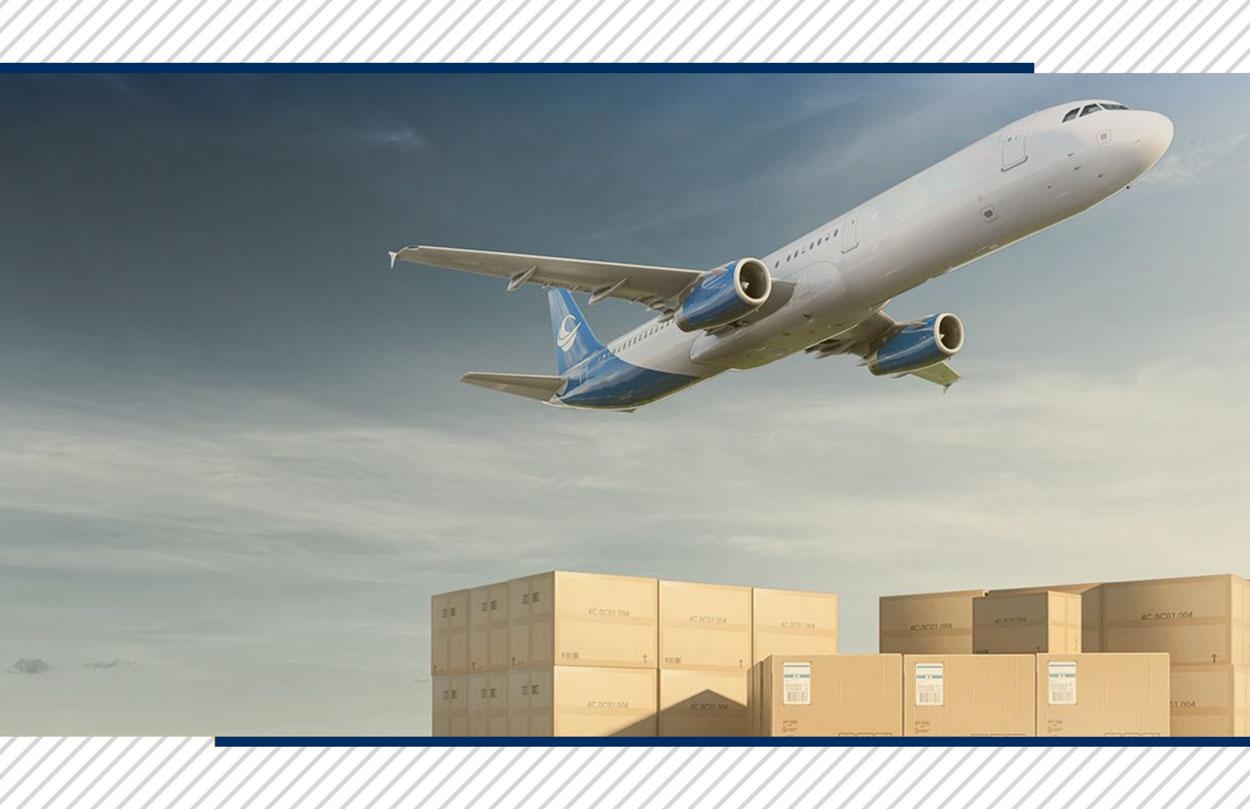 Você sabe como aconteceu a primeira importação aérea no Brasil?