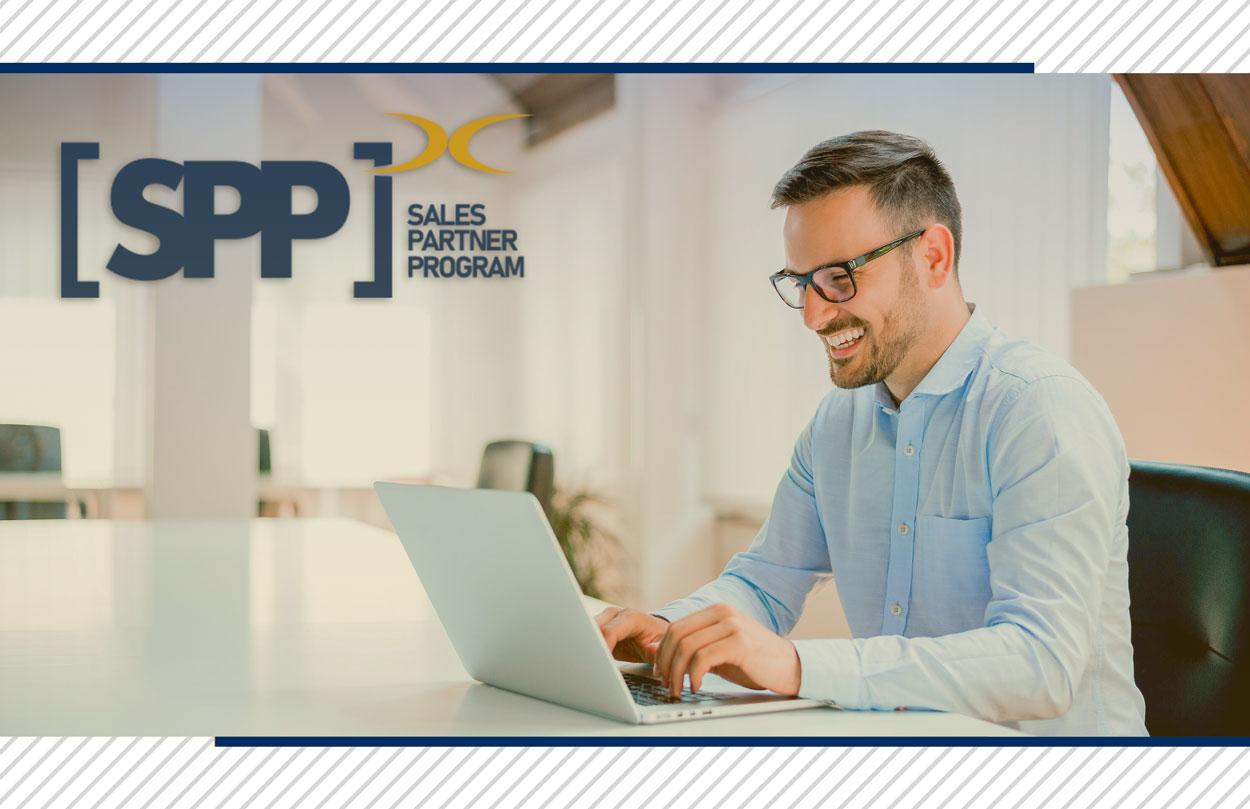 Você conhece o nosso Sales Partner Program?